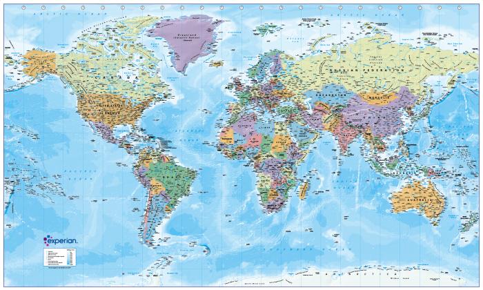 Custom Maps UK