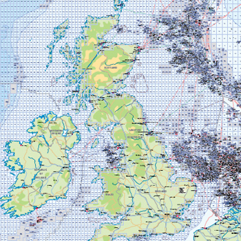 Oil and Gas Activity maps