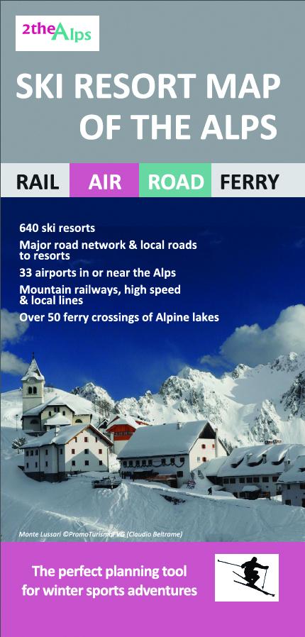 Ski Resorts in the Alps