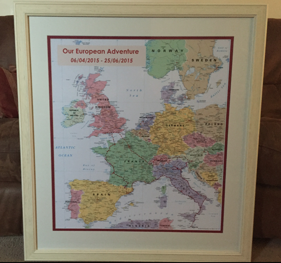 Personalised New home gift (free delivery)