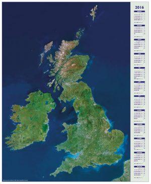 British Isles satellite calendar 2016
