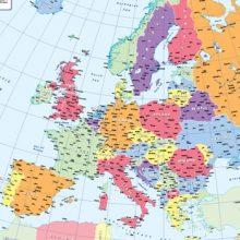 Colour blind friendly maps